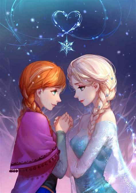 frozen film elsa s sister frozen sisters elsa and anna disney pinterest