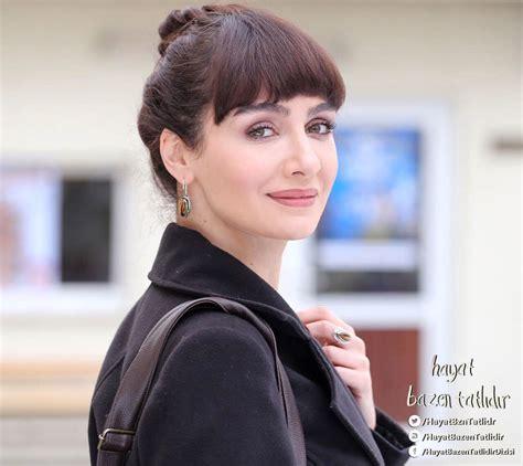 esra dermancioglu biography in english bitter sweet life hayat bazen tatlidir tv series