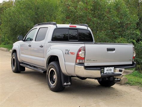 2006 Toyota Tacoma Tailgate Pop Lock Custom Tailgate Lock Power Black Pop And