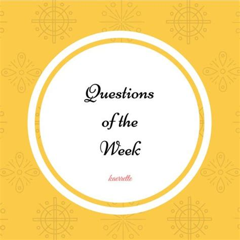 questions of the day livewirepast s blog page 2 break the ice challenge day two sf9 amino