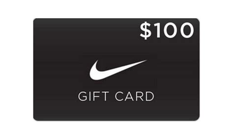 How To Get Free Nike Gift Cards - get a 100 nike gift card get it free