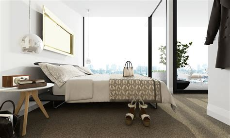 Efficiency Bedroom by Studio Apartment Interiors Inspiration