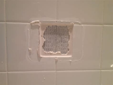 Can You Get By In The Shower by How To Replace A Broken Tile Soap Dish In A Shower