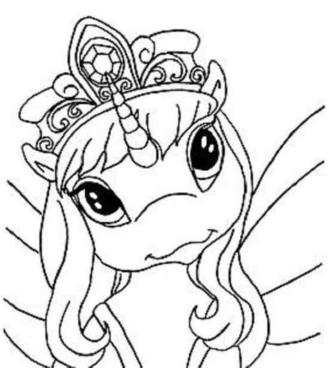 coloring pages filly coloring pages