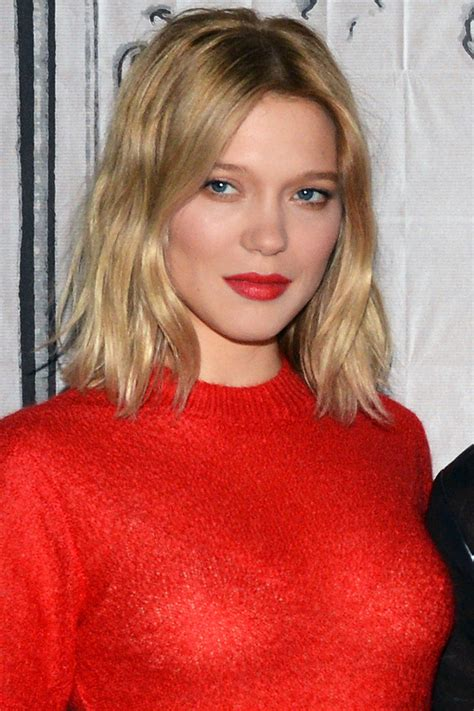 lea seydoux looks like the francophile s guide to looking like you don t care