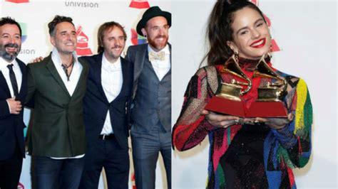 Grammy 2018 Lista Completa De Ganadores Todo Incluido Revista Premios Grammy 2018 Lista Completa De Los Ganadores De La Noche Marca