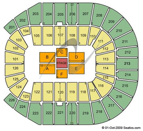 verizon arena seating view cheap verizon arena formerly alltel arena tickets