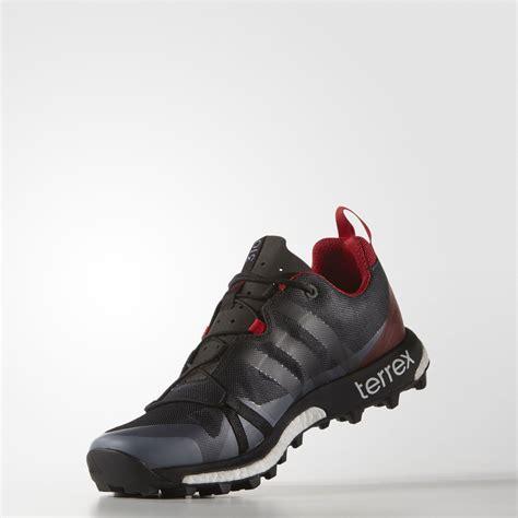 Adidas Terex Boost Grade Ori Made In Black adidas terrex agravic mens black cushioned walking hiking shoes pumps ebay