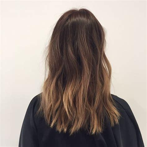 subtle hair color the 25 best subtle ombre ideas on subtle