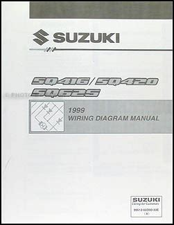 free auto repair manuals 1999 suzuki vitara navigation system 1999 suzuki grand vitara repair shop manual original