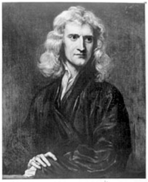 biography of isaac newton mathematician nature is pleased with simplicity and n by isaac newton