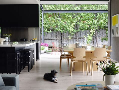 small spacious house design  foong sormann architects