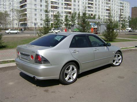 altezza car 2004 used 2004 toyota altezza photos 2000cc gasoline fr or