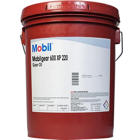 Mobil Atf 220 Pail exxon mobil gear 600 xp 220 scl