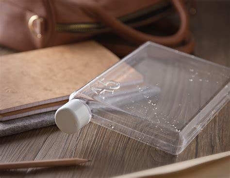 Termurah New A5 Memobottle Flat Slim Tritan Memobottle Memo Botol Min memobottle a4 a5 letter reusable water bottles by