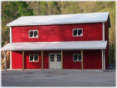 affordable pole barn home kits|house kits