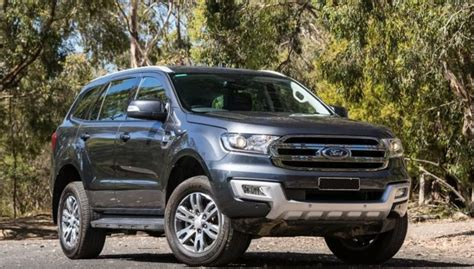 2020 Ford Everest by Next 2020 Ford Everest Will Get A Raptor Version