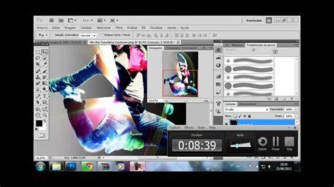 tutorial photoshop cs5 em portugues tutorial efeitos de luzes photoshop cs5 portugues 2012 hd