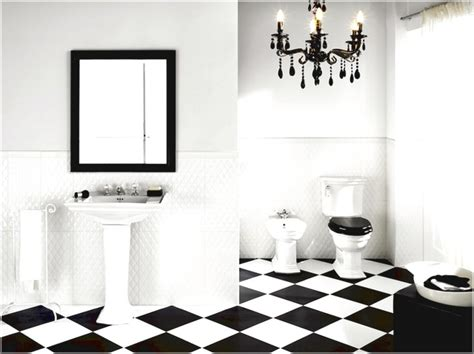 black white bathroom tiles ideas 48 lovely black and white bathroom tiles ideas small bathroom