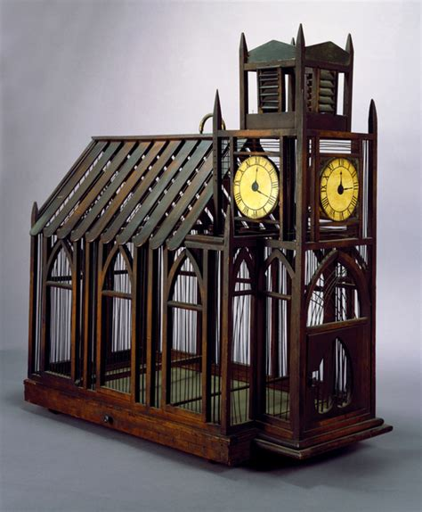 wire houses birdcage in the form of a churchcooper hewitt smithsonian design museum cooper