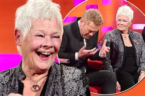 dame judi dench teeth tv news previews and reviews of all your favourite shows