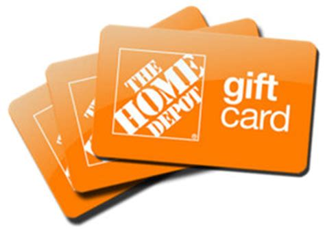 Home Depot Gift Card Discount - home depot 10 coupon code gift card giveaway