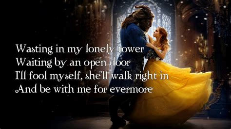 beauty and the beast lyrics josh groban evermore from quot beauty and the beast