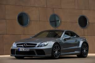 2009 mercedes sl 65 amg black series emirates in style