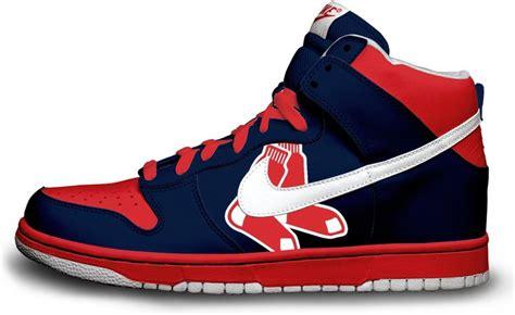 boston sox sneakers boston sox nike shoes my style