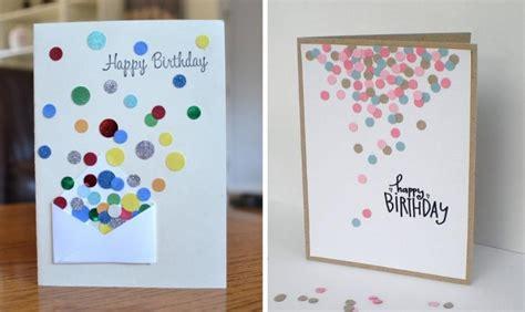 Geburtstagskarten Basteln Ideen by Geburtskarten Gestalten 29 Ideen Zum Nachbasteln