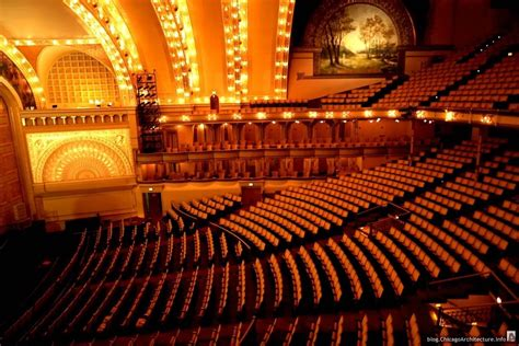 auditorium theater seating auditorium theatre chicago architecture