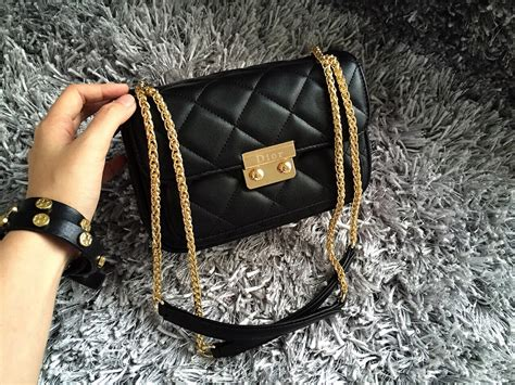 Tas Kulit Sintetis Cartier Bag tas sling bag mini 9306 semprem toko brand