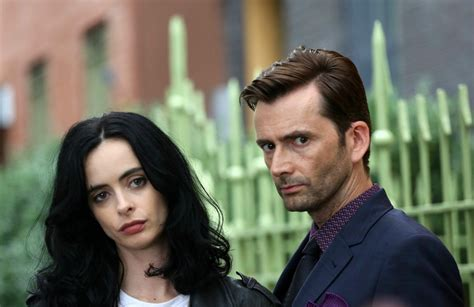 best krysten ritter movies and tv shows sparkviews krysten ritter at jessica jones on set filming in new