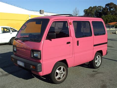 Suzuki Carryvan 1985 Suzuki Carry We Go On The Freeway