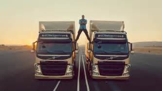 Volvo Truck Commercial Damme Volvo Trucks Quot The Epic Split Feat Damme Live Test 6