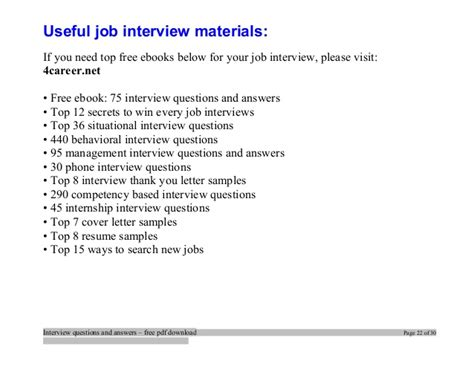 Resume Questions by Resume Questions F Resume