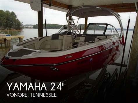yamaha boats in vonore tn sold yamaha 242 limited s boat in vonore tn 101771