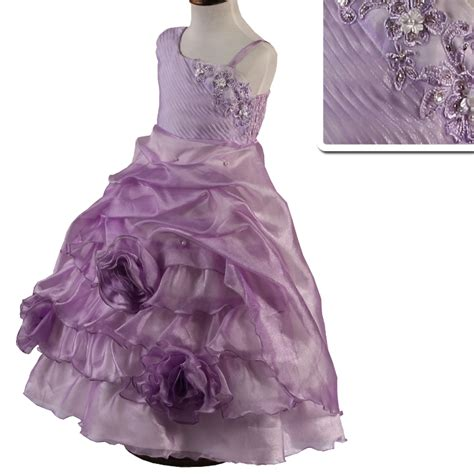 girls party dresses for 2015 elegant one shoulder girl party dress 2015 new pageant