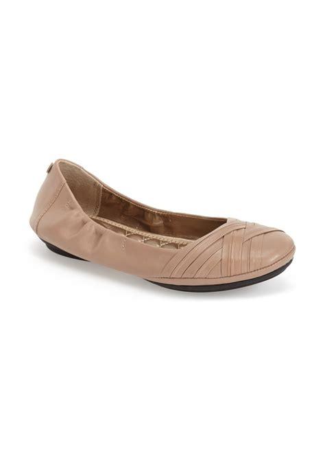 me flat shoes me me fiona leather ballet flat shoes shop