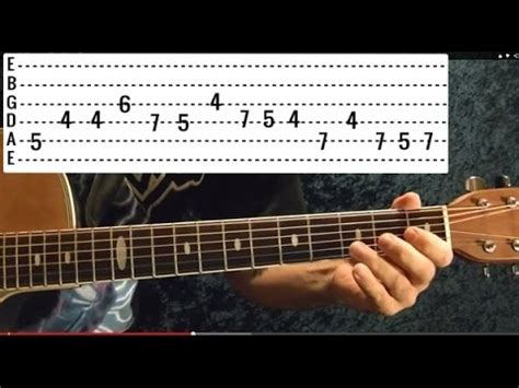 rose theme guitar patience solo by guns n roses guitar lesson slash