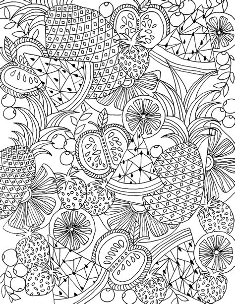 coloring pages for adults colored alisaburke free coloring page for you