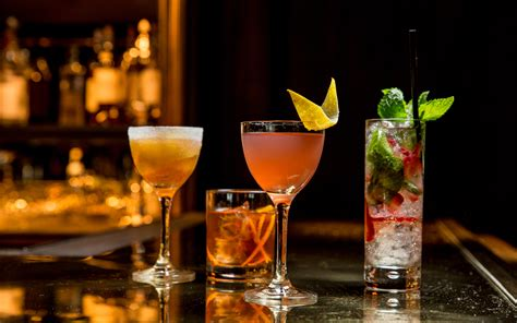 top drinks at a bar new bar the cognac room opens in san francisco travel
