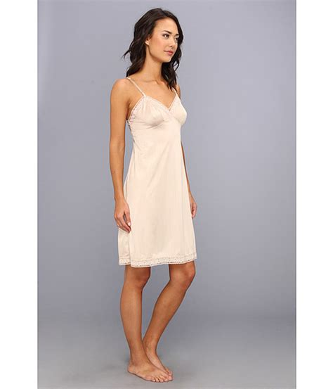 Vanity Fair Slip by Vanity Fair Rosette Lace Slip 6pm
