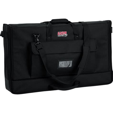 Tv Mobil Carry by Gator Cases Medium Padded Carry Tote Bag G Lcd Tote