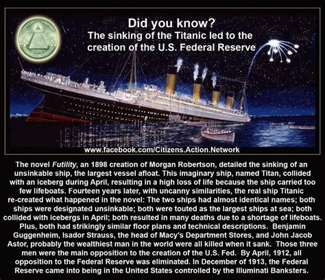 Titanic Did You Soul Project The Vatic Project Titanic Deliberately Sunk By Jp Same Criminal Zionist Banker Khazar