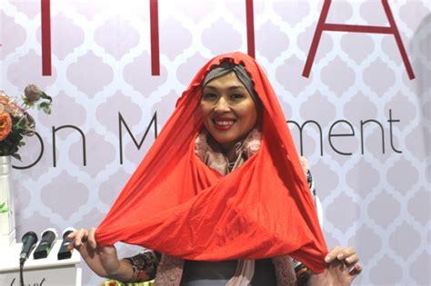 Tutorial Hijab Turban Untuk Olahraga | tutorial hijab flat turban untuk olahraga dream co id