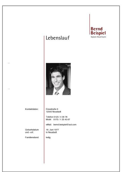 Lebenslauf Bild Kleben Oder Heften 5 Lebenslauf Mit Deckblatt Resignation Format