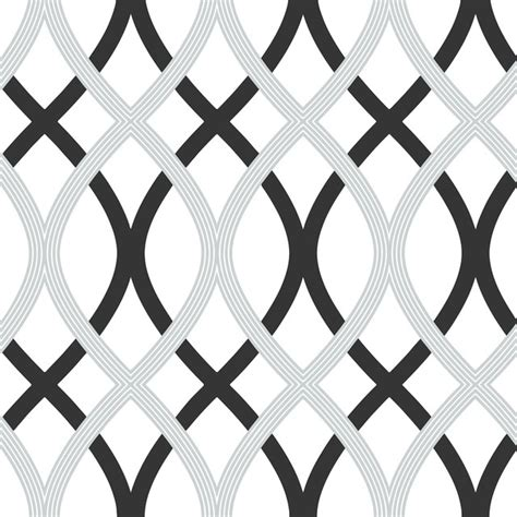 american wallpaper and design modern lattice peel and stick wallpaper 4 rolls