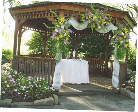 Gazebo Outdoor Wedding Decorations Ideas   Hd Wallpaper