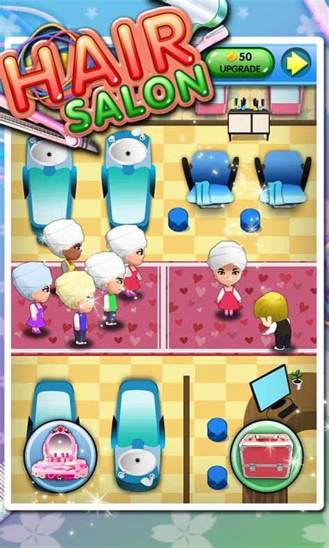 hair salon games for kids hair salon fun games android apps on google play